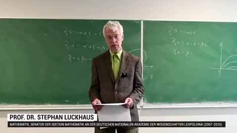 Professor Dr. Stephan Luckhaus ist aus der Leopoldina ausgetreten