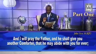 Person of Holy Spirit Part1