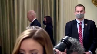 Biden Scurries Away When Asked About Border