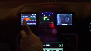 Taxi Driver Turns Ride into Rave