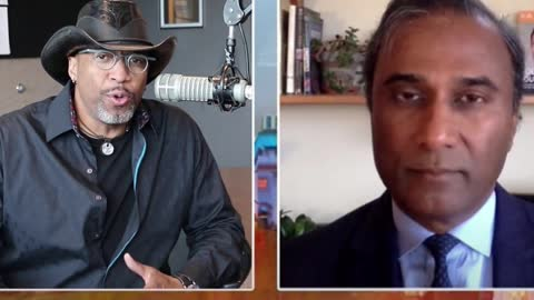 The Conservative Circus - James T. Harris interviews Dr. Shiva about the Arizona Election Audit