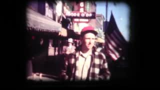 Scenes in Trinidad, Colorado, 1949