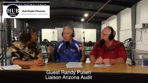 Randy Pullen gives Arizona Audit Update