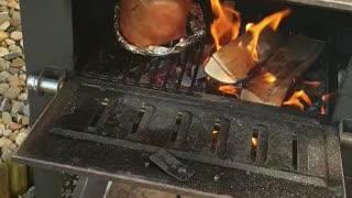 Duck cooking