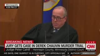 Chauvin Judge blasts Maxine Waters