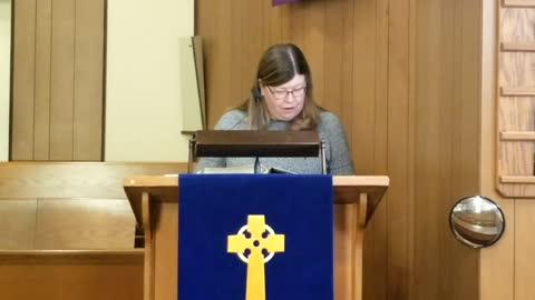 Sermon - The New Covenant - February 21, 2021