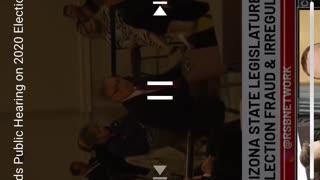 Arizona Hearings Dominion Voting System