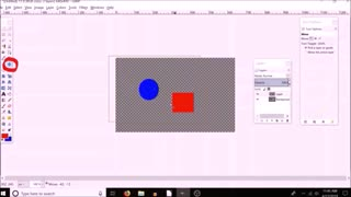 GIMP layer tricks