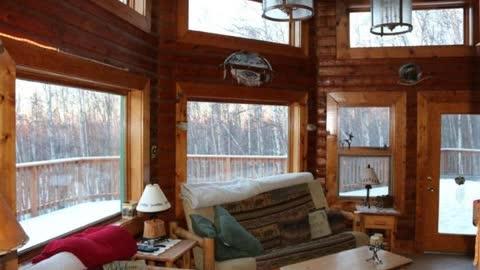 Alaska Real Estate King NOW PENDING 19954 S Birchwood Loop Road Chugiak AK 99567