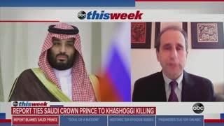Washington Post editor on Jamal Khashoggi
