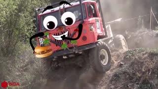 Off Road Truck Mud Race _ Extrem off road 8X8 Truck Tatra - Doodles
