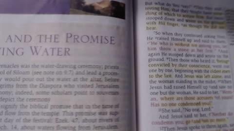 bible study John 8 21-36