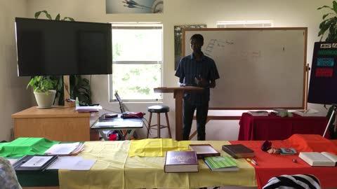 True Education class #2 July 29, 2921 Trainee Sharing