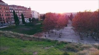 Spanish Sunset - Madrid 2018