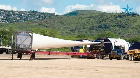 Protesters prepare for drawn out fight over wind turbine in Kahuku