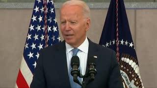 Joe Biden gets Creepy. Again.