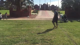 Lets Play Soccer *Outdoor Fun