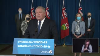 Ford Is Suspending Residential Evictions In Ontario Amid Stay-At-Home Order