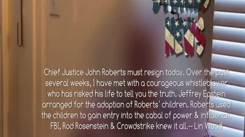 Justice Roberts - Compromised!