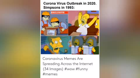 Corona 1.0 in Memes