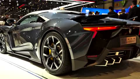 2021 Most Expensive Production Cars