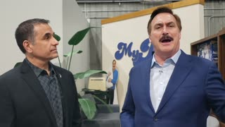 John Di Lemme's Interview with Mike Lindell During Tour of MyPillow