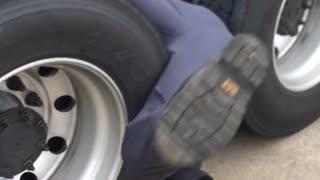 Proper Tire Check
