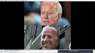 Biden has a body double... 3 vids proving it.
