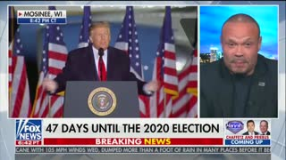 Dan Bongino slams CNN's softball townhall with Joe Biden