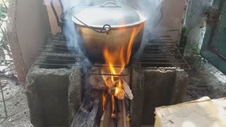 COOKING RICE USING PAPERS