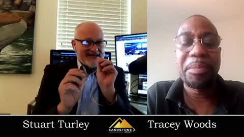 ENB Podcast with Tracy Woods, VP, The American Association of Blacks in Energy