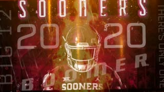 SOONERS VIDEO OF FIRE