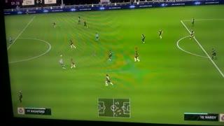 Fifa 20 Rainbow flick then a scorpion kick!