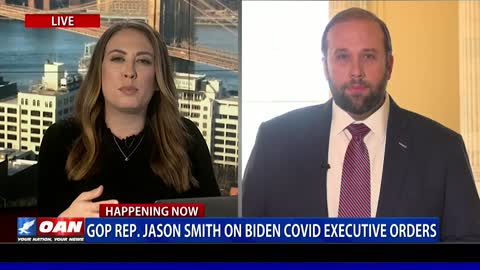 One-on-one with Congressman Jason Smith