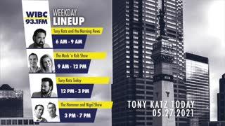 Tony Katz Today Podcast: The Question of The Tyrant