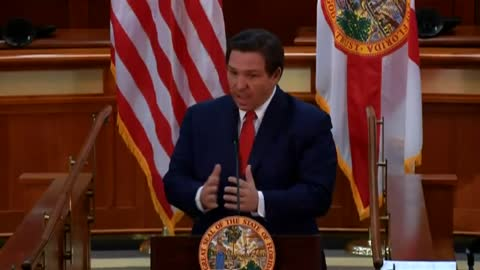 Gov. DeSantis Humiliates Reporters for Colluding With Dems on Hunter Biden Story