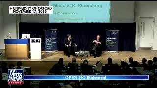 Judge Jeanine Trump Bloomberg comparison take 2