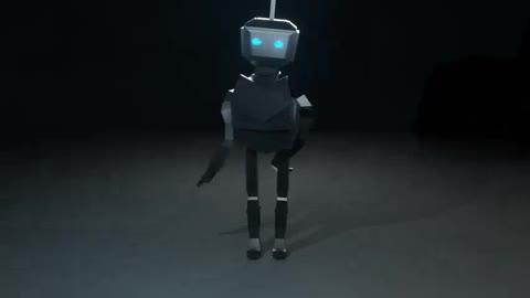 DANCING ROBOTS A.I