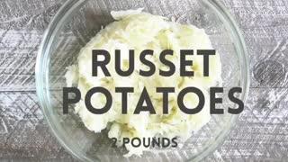 Homemade Tater Tots - Recipe
