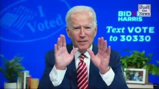 Biden comment about 'voter fraud organization' garners attention