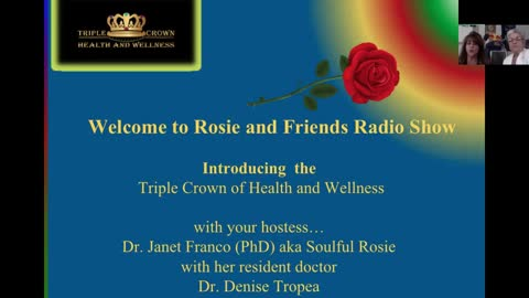 Introduction to Soulful Rosie