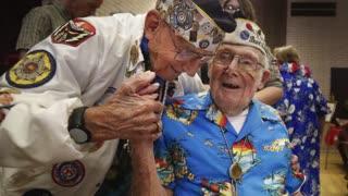 CNR Message on 79th Pearl Harbor Attack Anniversary