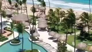 Punta Cana, Dominican Republic. Пунта-Кана, Доминиканская Республика.