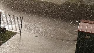 Storm in super slow motion