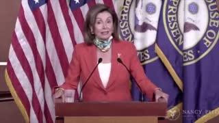 Chuck Schumer And Nancy Pelosi Forget George Floyd's Name