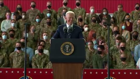 "President Biden: ""I Keep Forgetting I'm President"""