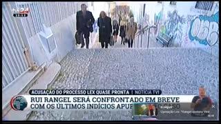Luis Filipe Vieira acusado na Operação Lex