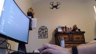 DJI Tello Drone Test Drive with Python