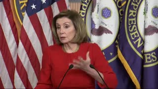 Pelosi Blames Climate Change For Influx Of Border Crossings