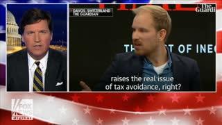 Tucker Carlson explains why he didn't air segment